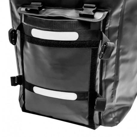 Large poche frontale sac de livraison vélo HPA MESSENGER 80